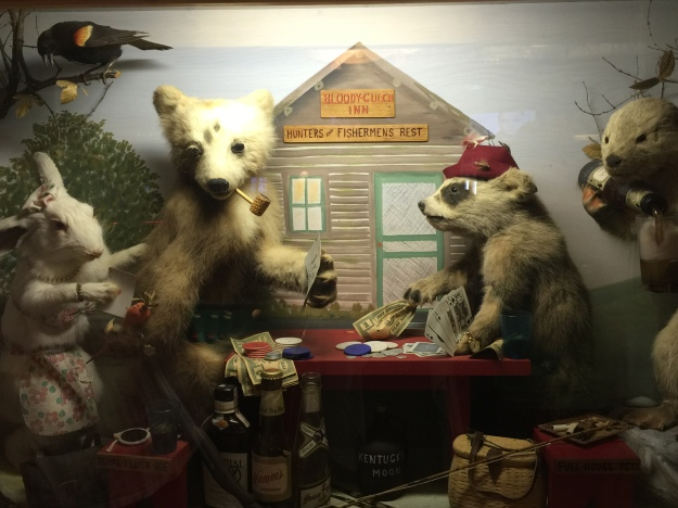 GroupTaxidermy