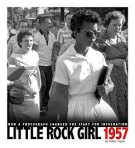 The Little Rock Nine are the first black students to attend an all-white high school.