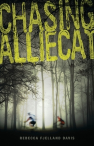 Chasing AllieCat, an on-the-edge-of-your-seat YA novel by my friend Becky Davis.