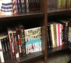 Also featured at Barnes and Noble!