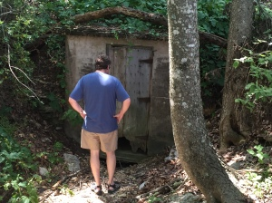 This is a little disgusting: Almanzo, like many farmers, built a small shed by the spring. Because the water was cold, it kept the spring house, as it was called, cool enough to store milk and butter. Sorry, but I need assurance that my dairy products are stored at a consistent temperature of 35 degrees.