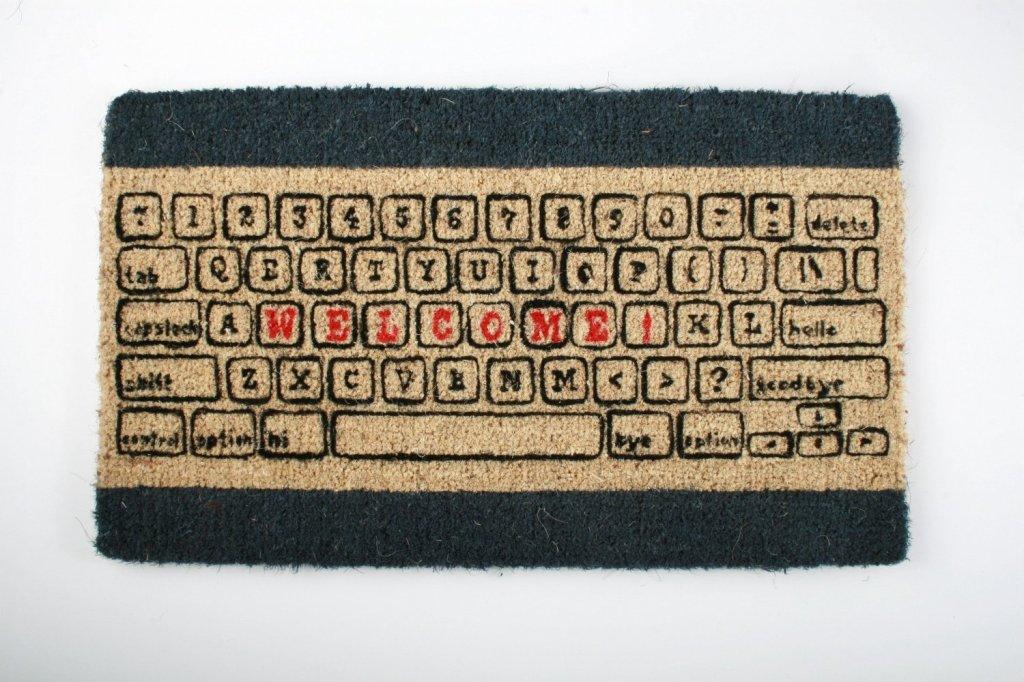 Computer-Keyboard-Welcome-Doormat-1024x682